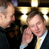 The Rejected Fine Gael Government Is Returned To Power By Fianna Fáil