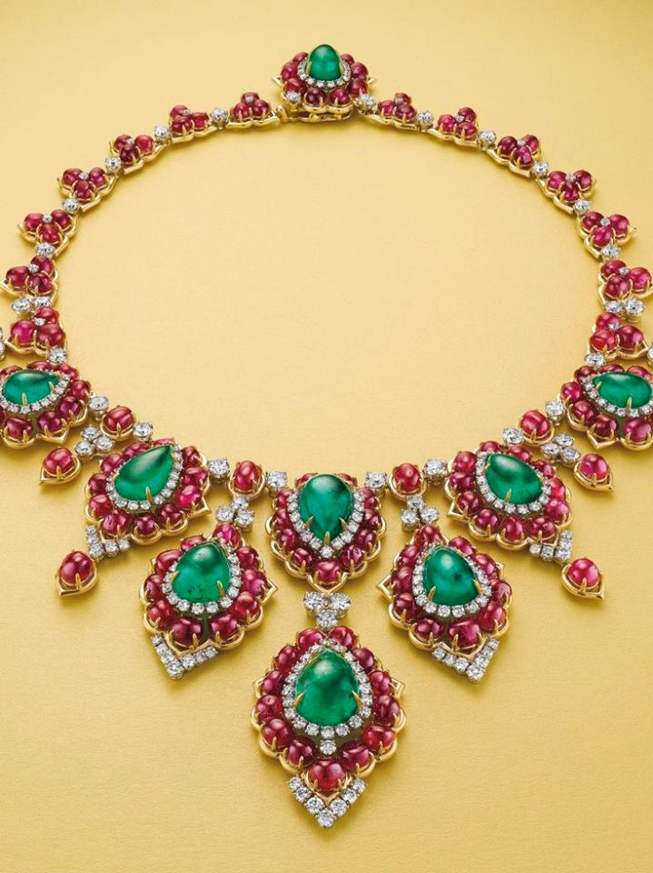 emerald ruby bulgari