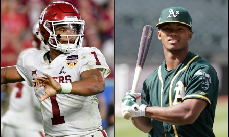 Kyler Murray to the NFL – Out of Sports