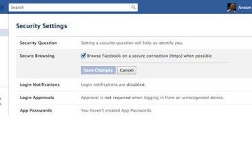 facebook timeline blank wall