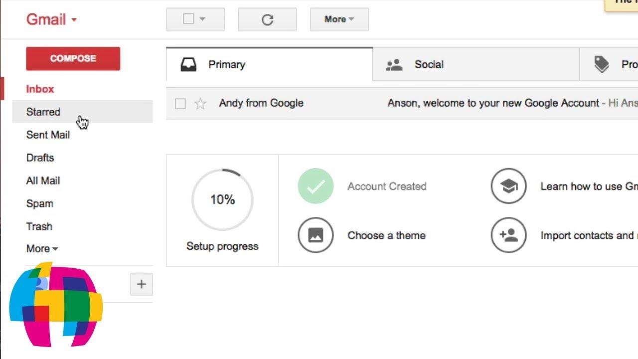 Gmail Tutorial For Beginners 2019 - AnsonAlex com