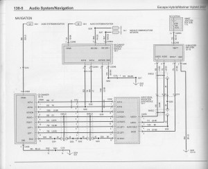 Ford Radio 5000 Rds Wiring Diagram  Wiring Diagram