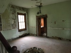 Front parlor (before)