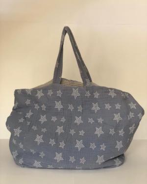 an-star-beachbag-stars