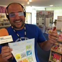 Anstey Library on Radio Gameshow!
