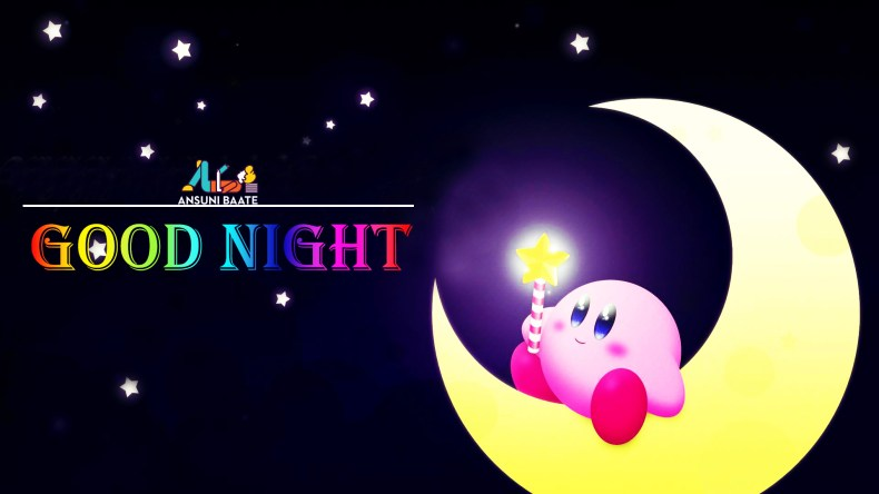 cute good night wallpaper image photo download