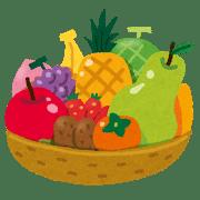 法事の仏壇お供えで果物の個数や向きに決まりは?お皿に盛る?