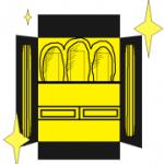 お仏壇の掃除で金箔・漆・仏具の注意点は?簡単な手順・方法