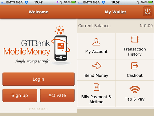 Image result for GT Bank mobile app discount