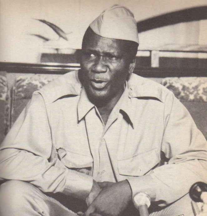 Ahmed Sekou Touré