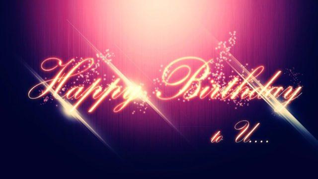 Happy Birthday Images 4k FRee