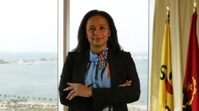 Image result for Isabel Do Santos
