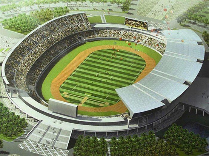 National Stadium-mozambique