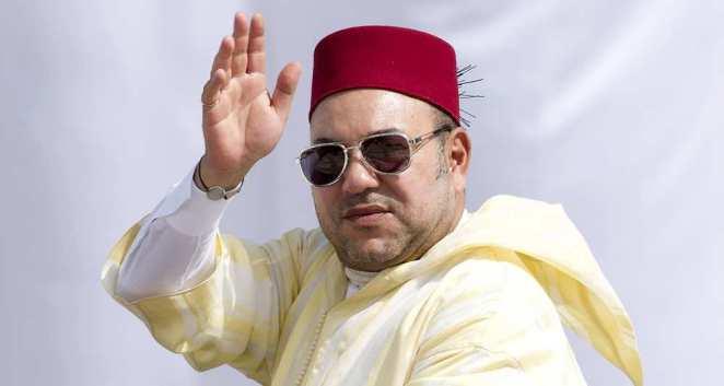 king of morroco