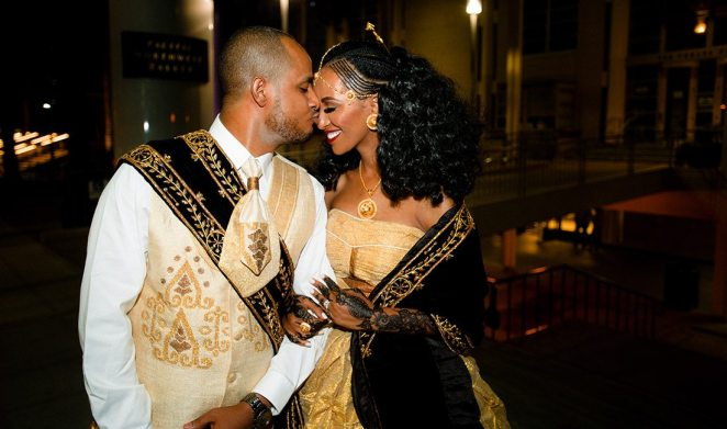 habesha traditional wedding attires