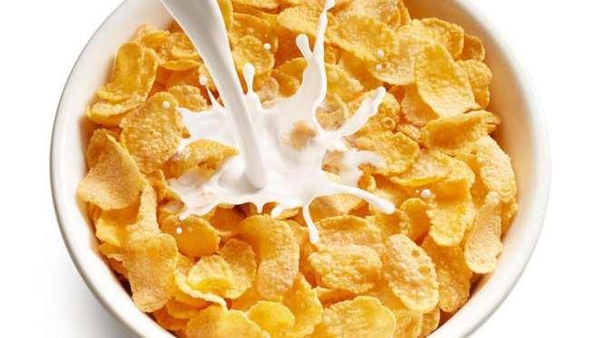 maize cornflakes