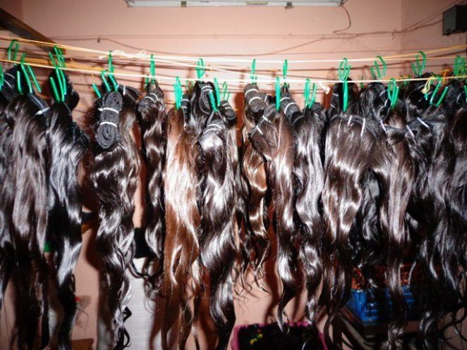 Indian Temple Hairs