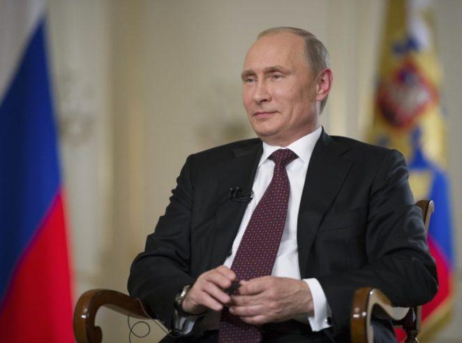How Tall Is Putin
