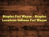 Staples Fort Wayne – Staples Locations Indiana Fort Wayne
