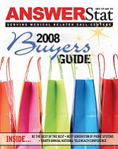 The Dec 2007/Jan 2008 issue of AnswerStat magazine