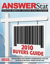 The Dec 2009/Jan 2010 issue of AnswerStat magazine