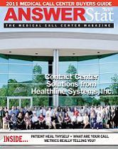 The Dec 2010/Jan 2011 issue of AnswerStat magazine