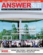 The Dec 2010/Jan 2011 issue of AnswerStat magazine
