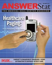 The Aug/Sep 2011 issue of AnswerStat magazine
