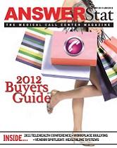 The Dec 2011/Jan 2012 issue of AnswerStat magazine
