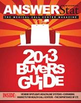 The Dec 2012/Jan 2013 issue of AnswerStat magazine