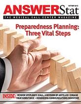 The Oct/Nov 2013 issue of AnswerStat magazine