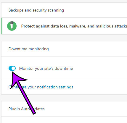 how to monitor your site's downtime with the jetpack wordpress plugin