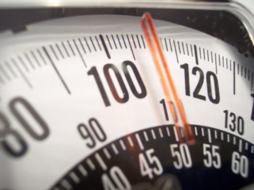 paleo diet challenge day 10 scale