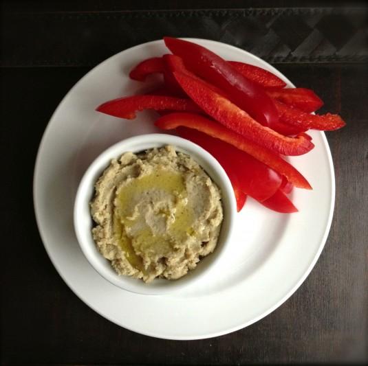 parsnip hummus