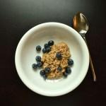 old fashioned oatmeal