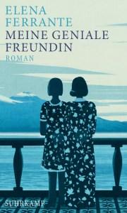Cover Meine geniale Freundin