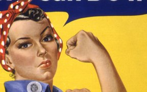 Frauen-Emanzipation We can do it
