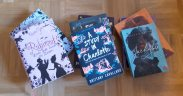 YA-Heldinnen in Rubinrot, A Study in Charlotte und Jackaby