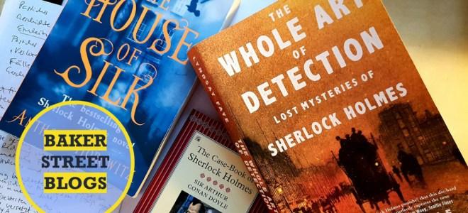 Aktuelle Sherlock-Holmes-Pastiches – die besten Motive in neuem Gewand