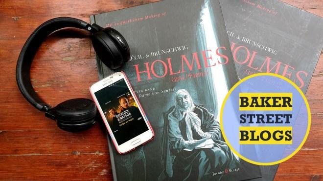 sherlock holmes hörspiel und graphic novel