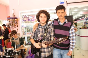 Meltem Bujiteri Hediyelik ve Takı Dünyası- Antalya TV- Muhabir Rüya Kürümoğlu31