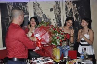 Paparazi Bar- Kalender- Muhabir Rüya Kürümoğlu- Antalya TV01