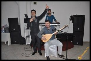 Duman Düğün Sarayında 20. Yıl Kutlaması nda Prens Boran