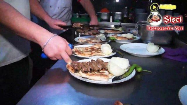 Antalya Şişçi Ramazanın Yeri -sisci ramazan -restaurant şiş köfte piyaz kabak tatlısı (16)