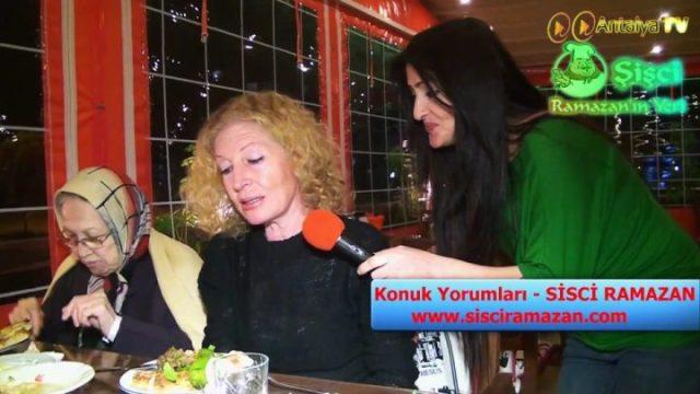 Antalya Şişçi Ramazanın Yeri -sisci ramazan -restaurant şiş köfte piyaz kabak tatlısı (18)