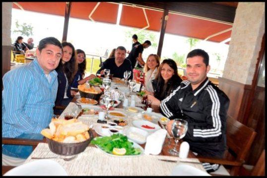 The Lara Landscape Cafe- Sadettin Ersoy-  Antalya TV- Muhabir Rüya Kürümoğlu  (17)