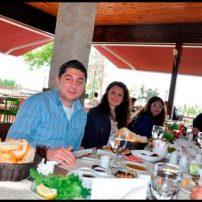 The Lara Landscape Cafe- Sadettin Ersoy- Antalya TV- Muhabir Rüya Kürümoğlu (21)