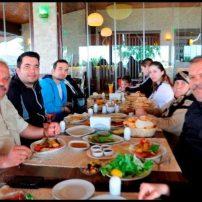 The Lara Landscape Cafe- Sadettin Ersoy- Antalya TV- Muhabir Rüya Kürümoğlu (28)