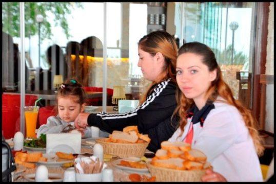 The Lara Landscape Cafe- Sadettin Ersoy-  Antalya TV- Muhabir Rüya Kürümoğlu  (31)