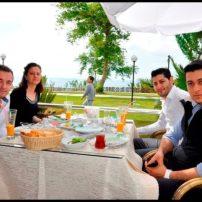The Lara Landscape Cafe- Sadettin Ersoy- Antalya TV- Muhabir Rüya Kürümoğlu (35)